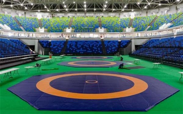 روسیه میزبان کشتی قهرمانی دنیا 2023 شد