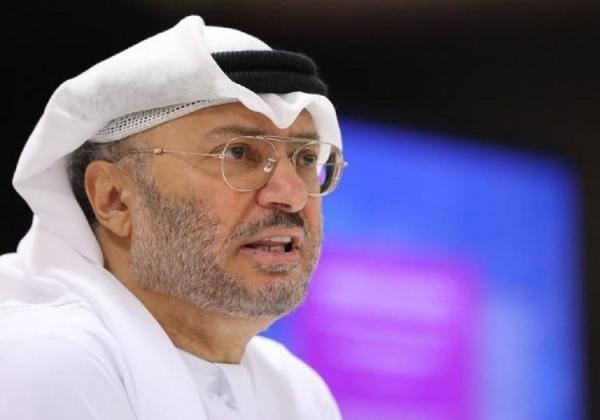 انور قرقاش از وزارت خارجه امارات برکنار شد
