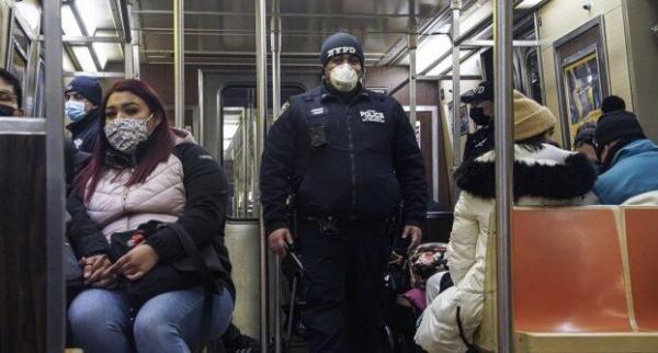 خبرنگاران چاقوکش متروی نیویورک بازداشت شد