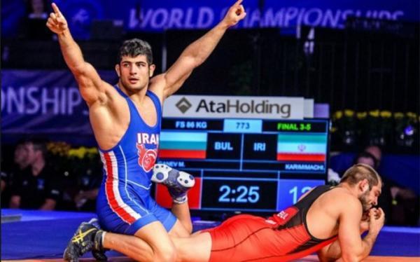 علیرضا کریمی: برای دریافت مدال المپیک می جنگم