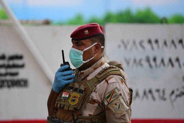 خنثی سازی یک عملیات تروریستی در استان دیالی عراق