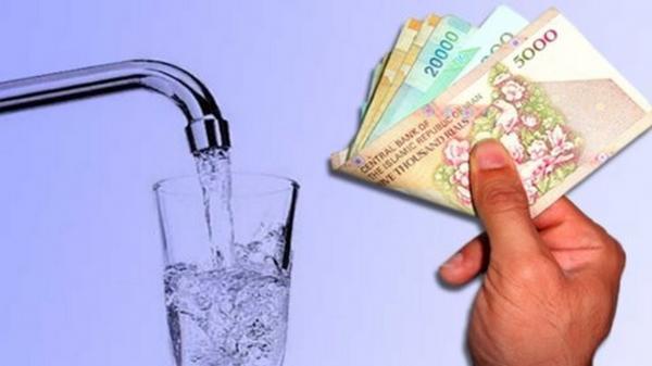 بدهی 6 میلیارد تومانی مشترکین آب و فاضلاب گناباد